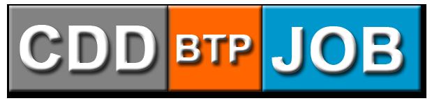 CDDBTPJOB, Le Site Emploi 100% dédié aux Professionnels du BTP en CDD - Partenaire PMEBTP